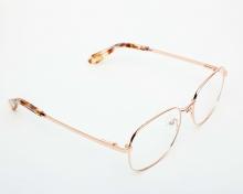 Wanda - Transparent goldmarble brown - 1