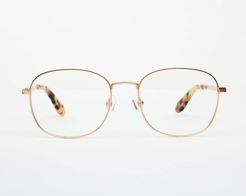 Wanda - Gold beige tortoiseshell - 4